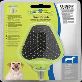 Furminator Furflex Dual Brush Başlığı