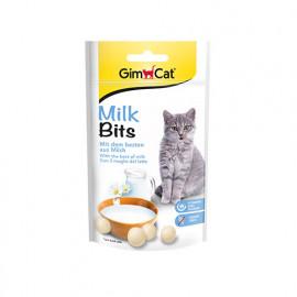 Gimcat Milk Bits Sütlü Kedi Ödül Tableti 40 Gr