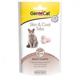 Gimcat Skin&Coat Tabs Deri&Tüy Sağlığı Kedi Ödül Tableti 40 Gr