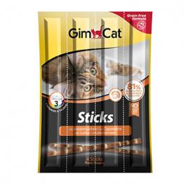Gimcat Sticks Somon Taraklı Kedi Ödül Çubukları 20 Gr 20Gr