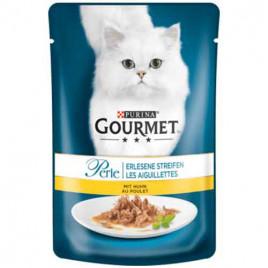 Gourmet Perle Izgara Tavuklu Yetişkin Kedi Konservesi 85 Gr