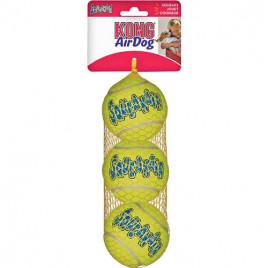 Köpek Air Sq Sesli Tenis Topu M 3 Adet 6,5 Cm