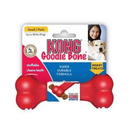 Köpek Kırmızı Kauçuk Oyuncak Kemik S 5 Cm