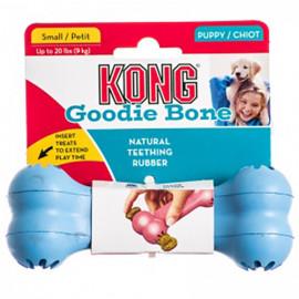 Kong Yavru Köpek Diş Oyuncağı S (Pembe&Mavi)
