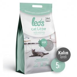 Cat Litter Doğal Bentonit Kedi Kumu Kalın 5 Lt