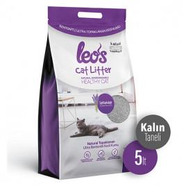Cat Litter Lavanta Kokulu Kalın Bentonit Kedi Kumu 2x5 Lt