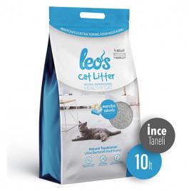 Leos Cat Litter Marsilya Sabunlu İnce Bentonit Kedi Kumu 10 Lt