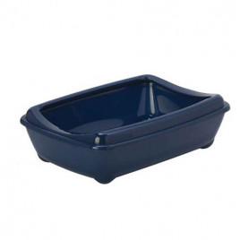 Aristo Açık Kedi Tuvalet Kabı Lacivert 42 Cm