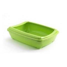 Moderna Aristo Açık Kedi Tuvalet Kabı Yeşil 42 Cm
