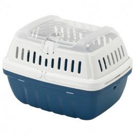 Hipster Hamster Taşıma Çantası Mavi Large