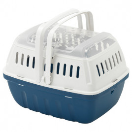 Hipster Hamster Taşıma Çantası Mavi Small