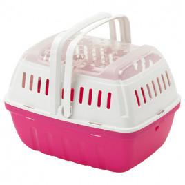 Hipster Hamster Taşıma Çantası Pembe Small