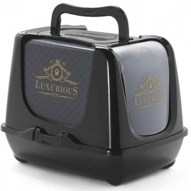 Luxurious Trendy Kapalı Kedi Tuvaleti 50 Cm