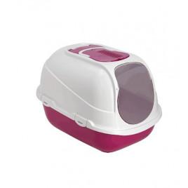 Mega Comfy Kapalı Tuvalet  66x49x46 cm Fuşya