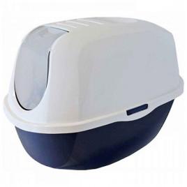 Smart Kapalı Kedi Tuvaleti Lacivert 53 Cm