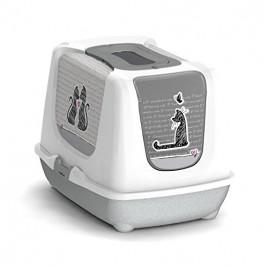 Trendy Love Kapalı Kedi Tuvaleti 57 Cm