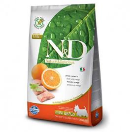 N & D Balık & Portakal Tahılsız Küçük Irk Köpek Maması 7 Kg