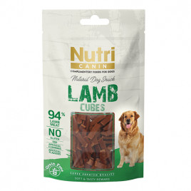 Canin Lamb Cubes Snack 80 Gr