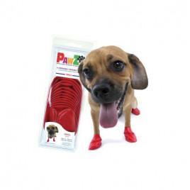 Kırmızı Köpek Galoşu Small 12 li