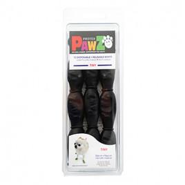 Pawz Siyah Köpek Galoşu Tinny