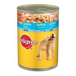 Puppy Tavuklu Yavru Köpek Konserve Maması 12x400 Gr