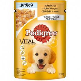 Pedigree Yavru Köpek Tavuklu Prinçli Pouch 100 Gr
