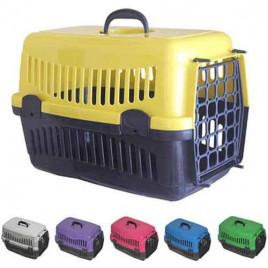 Kedi Köpek Taşıma Çantası Sarı 50 Cm