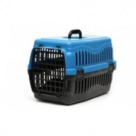 Küçük Irk Köpek Taşıma Çantası Mavi 60 Cm