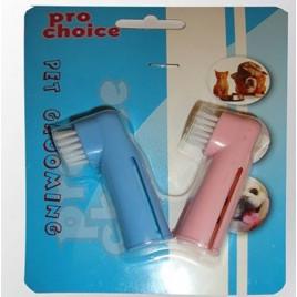 Pro Choice Parmak Diş Fırçası 2 Adet