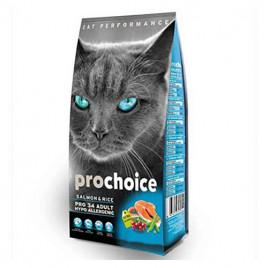 Pro 34 Salmon&Rice Somonlu Yetişkin Kedi Maması 2 Kg