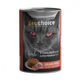 Sterilised Kuzulu Kısırlaştırılmış Kedi Konservesi 12x400 Gr