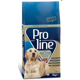 Proline Optimum Kuzu Etli & Pirinçli Yetişkin Köpek Maması 15 Kg