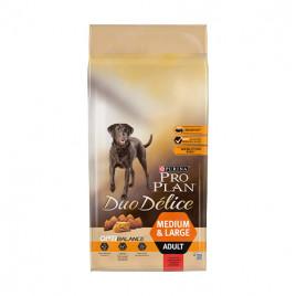 Duo Delice Medium Large Yetişkin Köpek Maması 2,5Kg