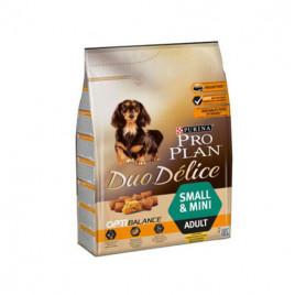 Duo Delice Smal Yetişkin Küçük Irk 2,5 kg Tavuklu  Köpek Maması