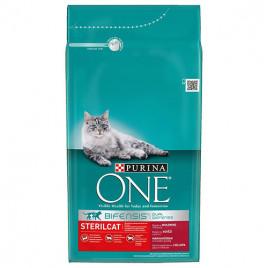 Sterilised Cat Beef 200 Gr