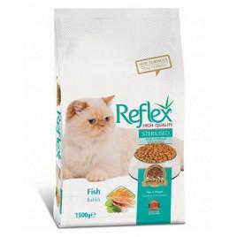 Balıklı Kısırlaştırılmış Kedi Maması 1,5 Kg