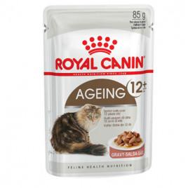 Ageing +12 Yaşlı Gravy Kedi Konservesi 6x85 Gr