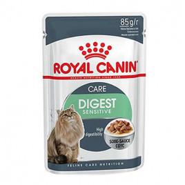 Digest Sensitive Garvy Kedi Konservesi 6x85 Gr