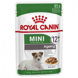 Mini +12 Ageing Pouch Yaşlı Köpek Konservesi 12x85 Gr