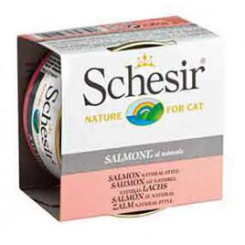 Schesir Somonlu Yetişkin Kedi Konservesi 85 Gr