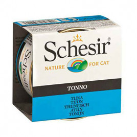 Schesir Tonbalıklı Jelly Yetişkin Kedi Konservesi 6x85 Gr