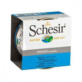 Schesir Tonbalıklı Soslu Yetişkin Kedi Konservesi 6x85 Gr