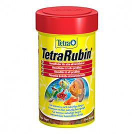 Rubin Flakes Renklendirici Balık Yemi 250 Ml