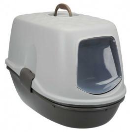 Kapalı Elekli Kedi Tuvalet Kabı, 39x42x59 Cm