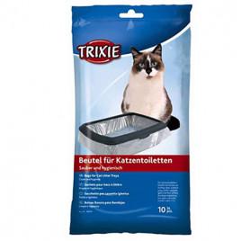 Kedi Kumu Torbası M 37x48 Cm, 10 Adet