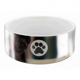 Köpek Seramik Mama ve Su Kabı 0,3lt, 12cm