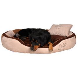 Trixie Köpek Yatağı 120X80Cm Kahverengi&Siyah