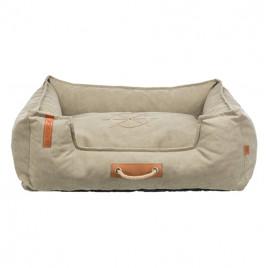 Köpek Yatağı 80x60 Cm Kum Beji
