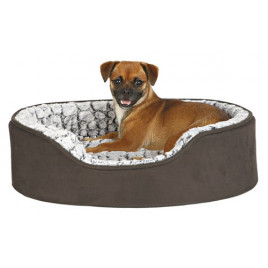 Trixie Köpek Yatağı 83X67Cm Siyah/Gri
