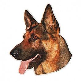 Trixie Köpek Çıkartması, St-German Shepherd 1 Ad.